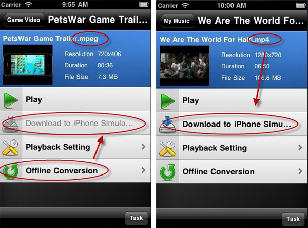 As a free video streaming App, Air Playit wins more and more iPhone iPad ...