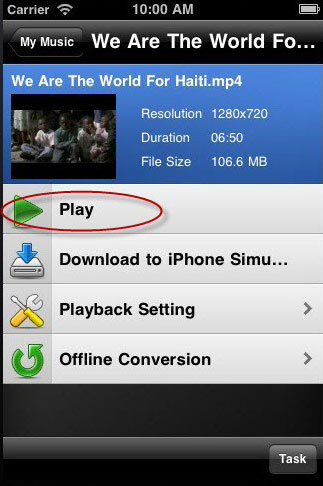 How To Stream From Iphone To Tv Without Wifi